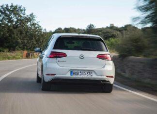 e-Golf Uber Volkswagen
