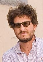 Mathieu Eymin, paysagiste et président de l'association Les boîtes à Vélo