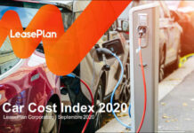 LeasePlan Car Cost Index 2020