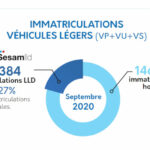 Immatriculations en LLD en septembre 2020