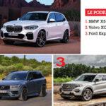 Podium SUV de luxe 2020 du segment H