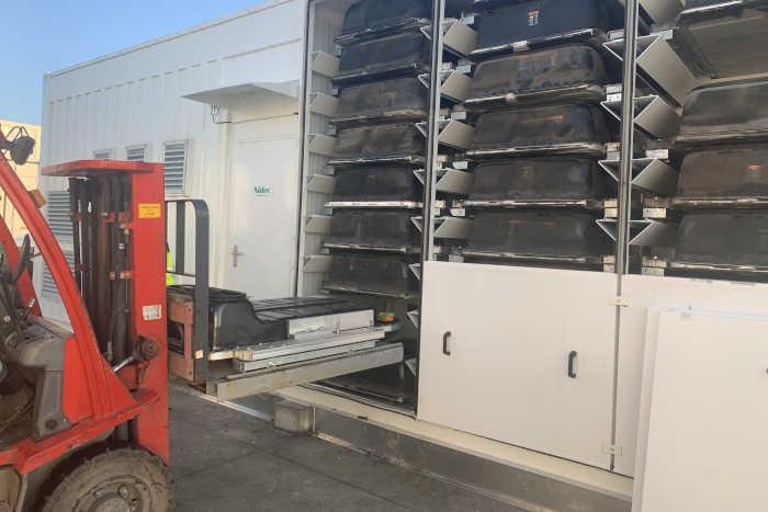 Renault Advanced Battery Storage