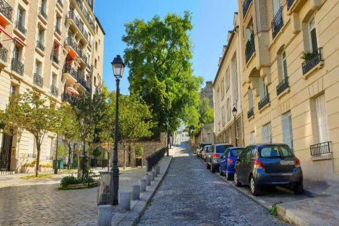 Paris suppression parking