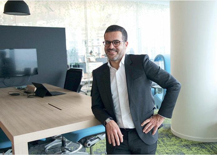 Hichem Bardi, Engie Solutions