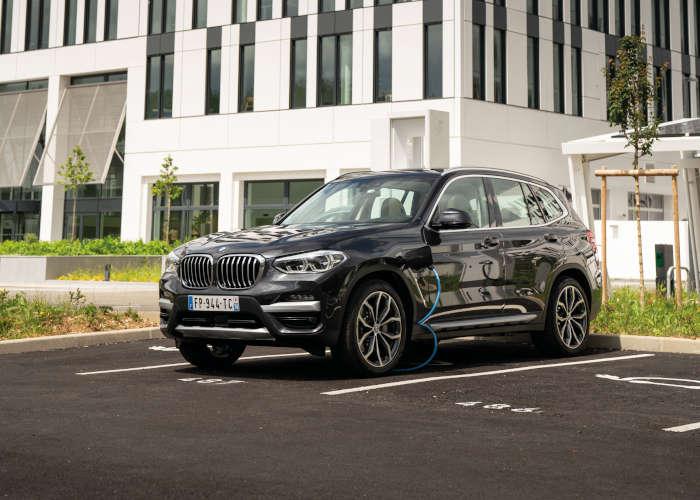 BMW X3 PHEV