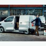 Marché VUL 2020 - Citroën ë-Jumpy