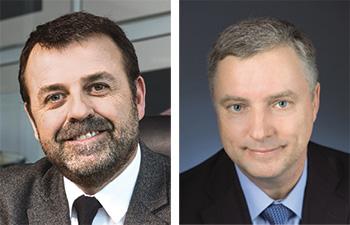 Jean-Marc Prince et Marc Milewski, Directeurs de Fleet Solutions Volkswagen Group