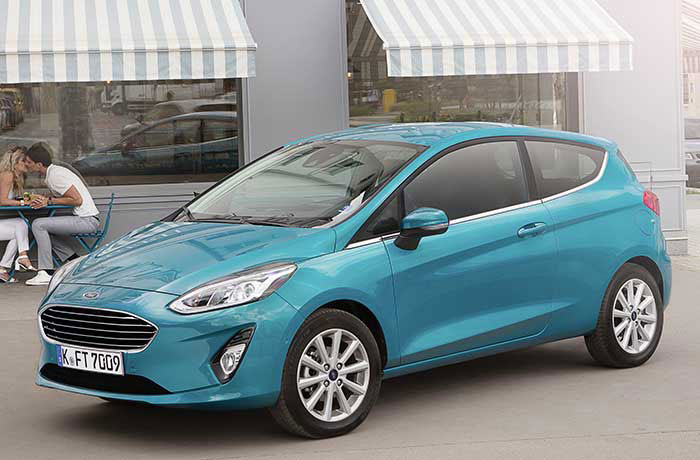 Ford Fiesta Connect Business