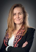 Christine Galland, directrice des moyens généraux, conseil départemental des Yvelines