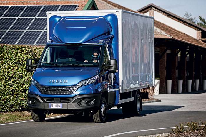 Marché VUL 2020 - Iveco Daily