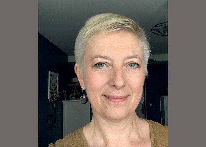 Sandrine Joly, responsable des services généraux, Beckman Coulter