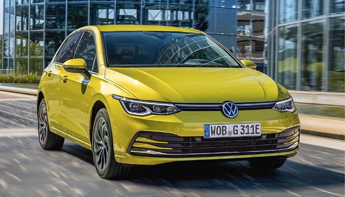 La nouvelle Volkswagen Golf e-HYBRID