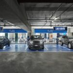 parking Leasys Mobility Store Italie