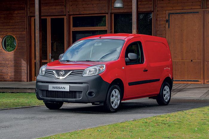 Marché VUL 2020 - Nissan NV250