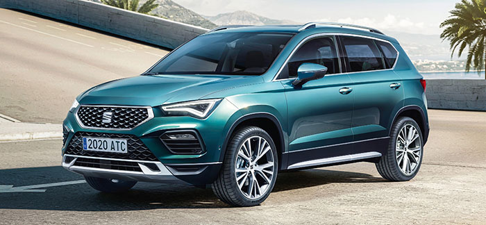 Nouvelle SEAT Ateca