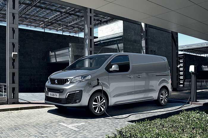 Marché VUL 2020 - Peugeot e-Expert