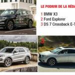 Podium véhicules haut de gamme pour TPE-PME