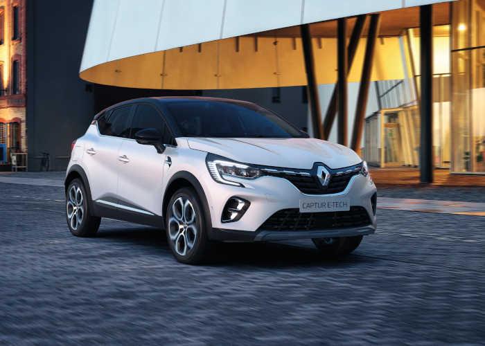 Nouveau Renault CAPTUR E-TECH Plug-in 2020