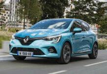 Renault-Clio E-Tech Zen