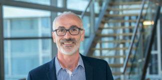 Gilles Ruysschaert, directeur général adjoint du pôle supports techniques des Hauts-de-France.