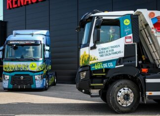Renault Trucks énergies alternatives