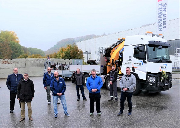 Renault Trucks Suisse