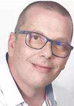 Alain Teig, président d'Echomobility Auvergne-Rhône- Alpes