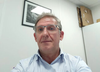 Pascal Gouaillier, responsable de la flotte automobile et des déplacements professionnels de Konica Minolta Business