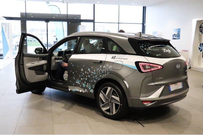 SUV Nexo Hyundai