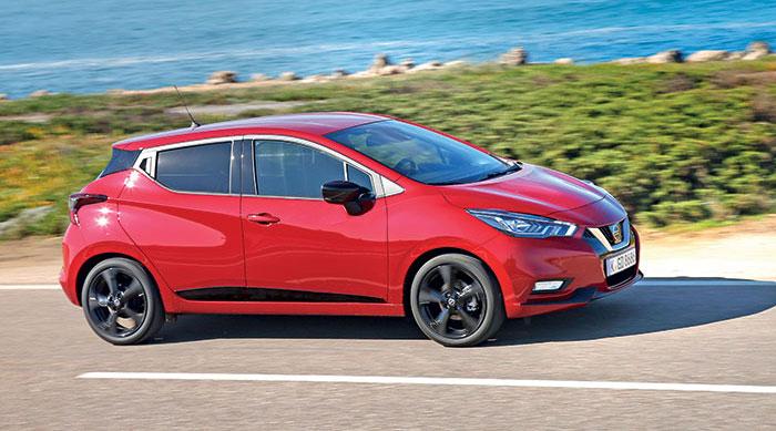 La Nissan Micra s'équipe du 3-cyl. Turbo-essence 1.0 TCe de 90 ch/127 g à 19 090 euros en Business Edition et à 20 490 euros et 140 g avec la boîte auto XTronic. La déclinaison de 117 ch/133 g est plus recommandable à 20 690 euros en N-Connecta.