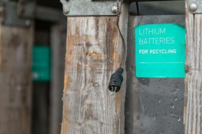 recyclage batteries