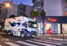 Delanchy Renault Trucks D Z.E.
