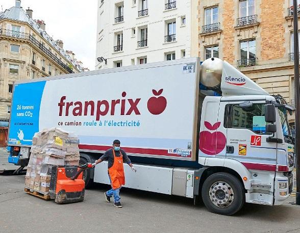 Franprix Jacky Perrenot