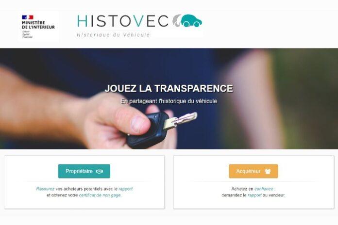 site Histovec
