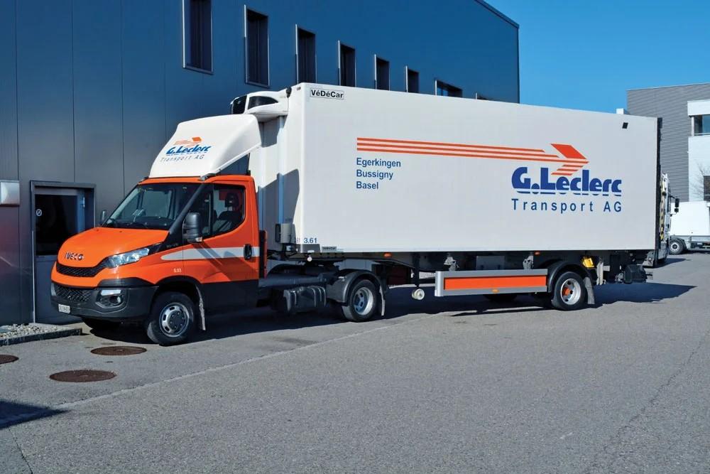G. Leclerc Transport