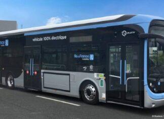 Bluebus RATP