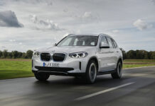 BMW iX3