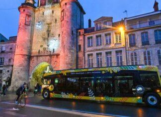 bus électrique La Rochelle