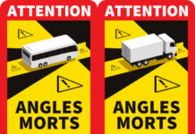 Signalisation angles morts