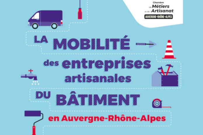 Enquête flotte des artisans du bâtiment en région Auvergne-Rhône-Alpes