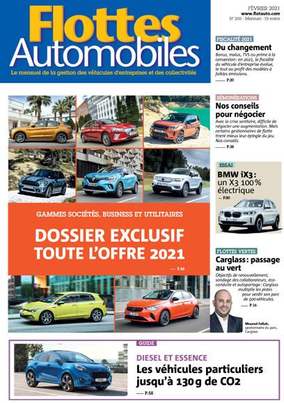 Flottes Automobiles N°265