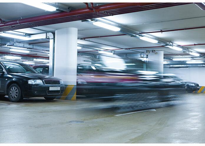 Nielsen parking