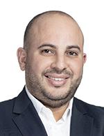 Mourad Fellah, gestionnaire du parc, Carglass
