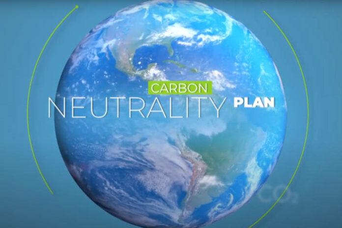 Valeo neutralité carbone