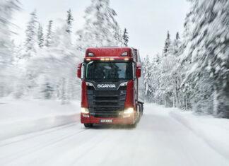 Transition énergétique Scania