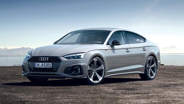 En Business Line, l'Audi A5 Sportback fait heureusement l'impasse sur la boîte manuelle en 35 TFSI de 150 ch à 140-162 g pour 47 780 euros. En 204 ch, ce 2.0 TFSI affiche 144-162 g à 51 360 euros ; la Quattro passe à 146-164 g et 53 860 euros.