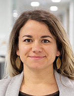 Lucie Roiron, business partner, ABB France
