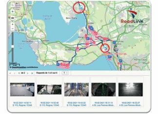 Sud Télématique Road Link Vidéo Connect