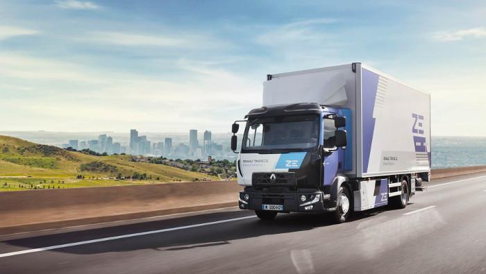 Renault Trucks 2020
