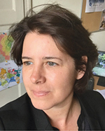 Agnès Brottes, référente ministérielle mobilité au sein du bureau de la stratégie et de la performance des achats, Ministère de l'Intérieur